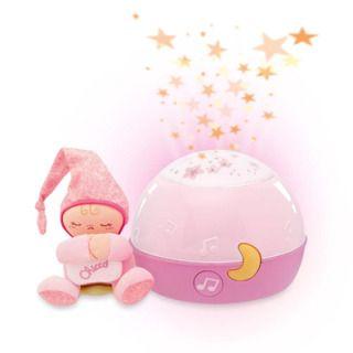 Проектор «Первые грезы», розовыйРазвивающие Игрушки Chicco<br>Проектор «Первые грезы», розовый<br>