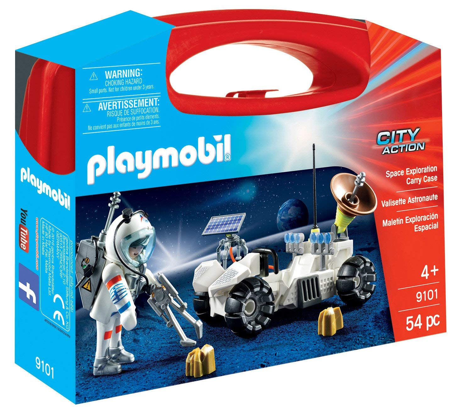 Купить Игровой набор из серии Возьми с собой: Исследователи космоса, Playmobil