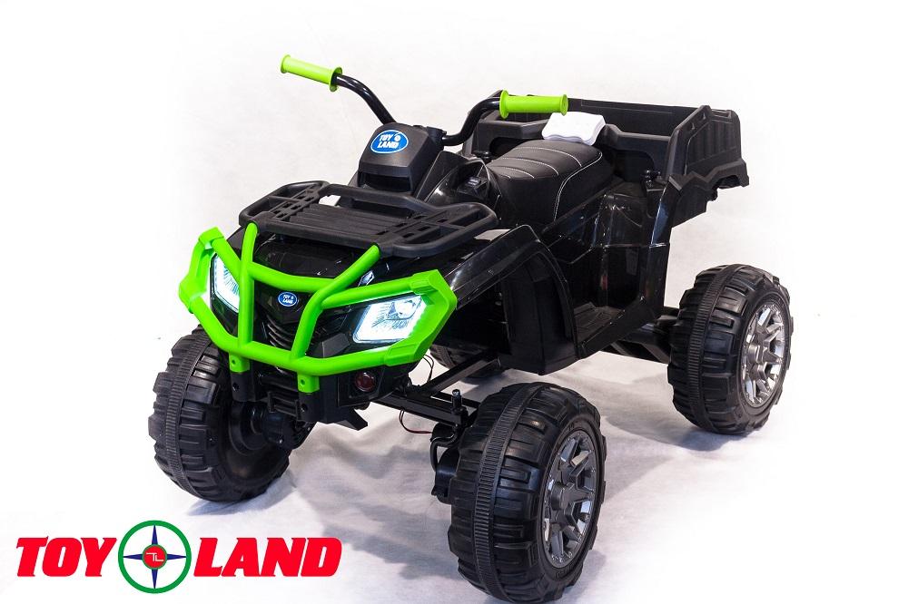 Купить Квадроцикл ToyLand Grizzly Next 4x4, цвет черно-зеленый