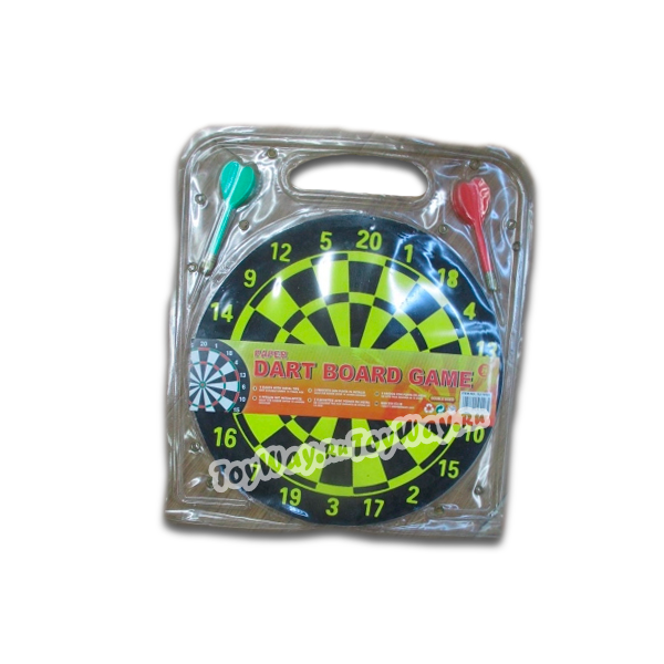 Купить Набор для игры в Дартс – Мишень и 2 дротика