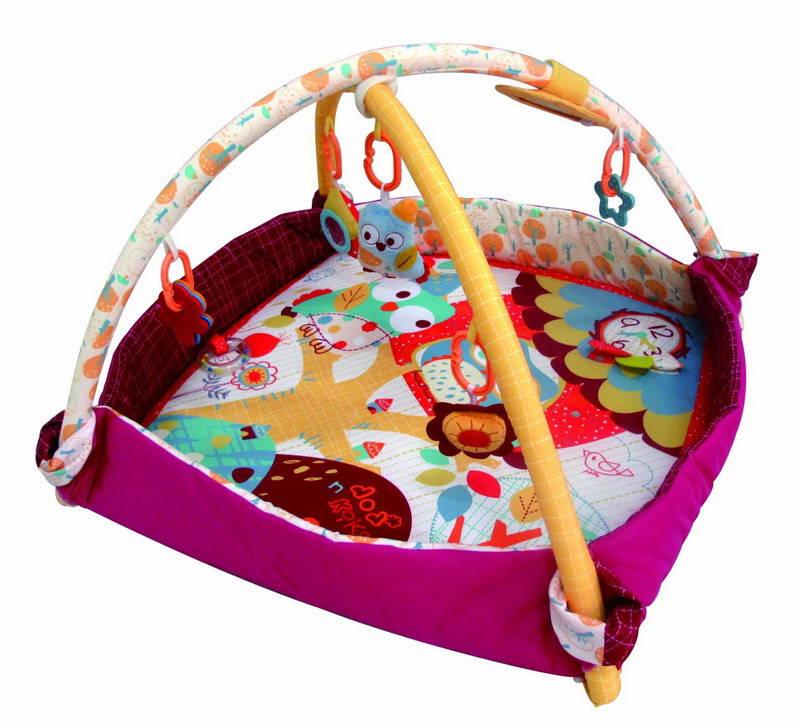 Коврик-бассейн развивающий игровой Мишутка, размер 85 х 64 х 7 см.Детские развивающие коврики для новорожденных<br>Коврик-бассейн развивающий игровой Мишутка, размер 85 х 64 х 7 см.<br>