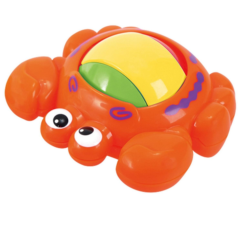 Развивающая игрушка КрабДетские погремушки и подвесные игрушки на кроватку<br>Развивающая игрушка Краб<br>