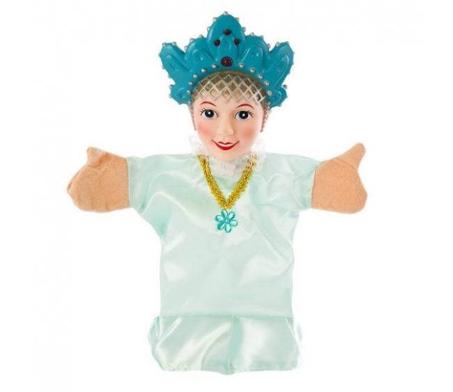 Купить Кукла-перчатка Снежная Королева, Жирафики