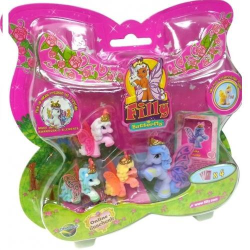 Набор «Filly» - Бабочки. Волшебная семьяЛошадки Филли Filly Princess<br>Набор «Filly» - Бабочки. Волшебная семья<br>