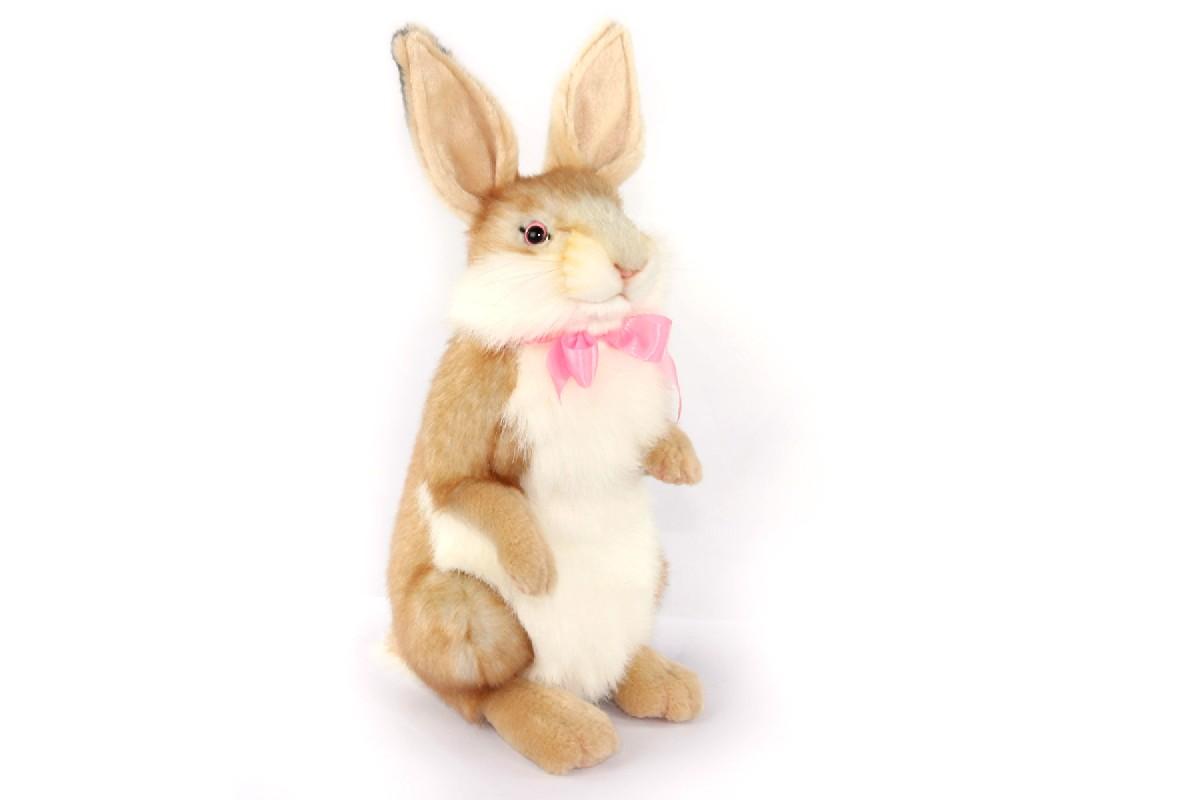 Купить Кролик бежевый, 37 см, Hansa