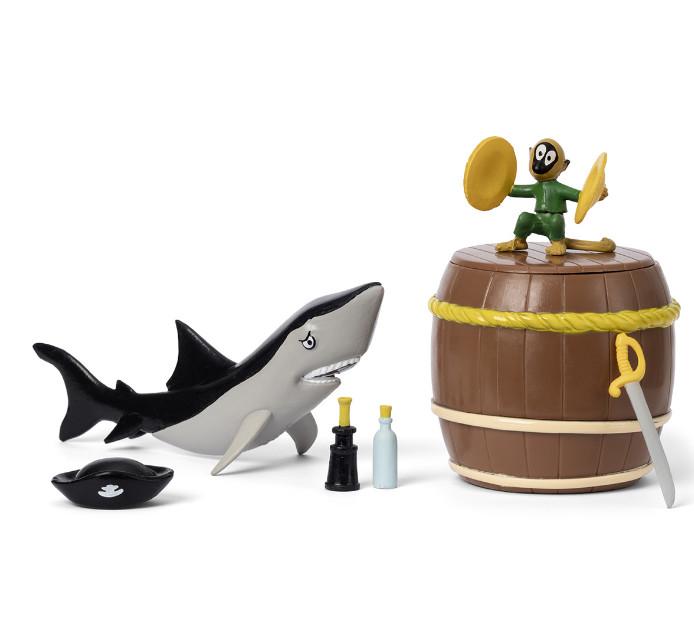 Аксессуары для пиратского корабля Пеппи Длинный чулок фото
