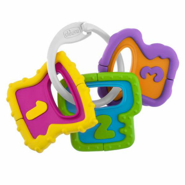 """Погремушка """"Ключики""""Детские погремушки и подвесные игрушки на кроватку<br>Погремушка """"Ключики""""<br>"""