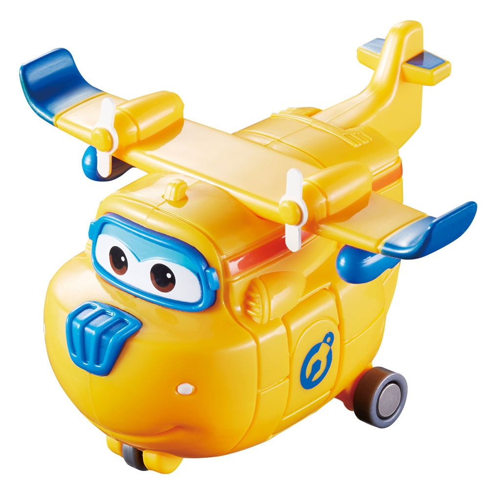Мини-трансформер Донни из серии Супер КрыльяСупер Крылья Super Wings<br>Мини-трансформер Донни из серии Супер Крылья<br>