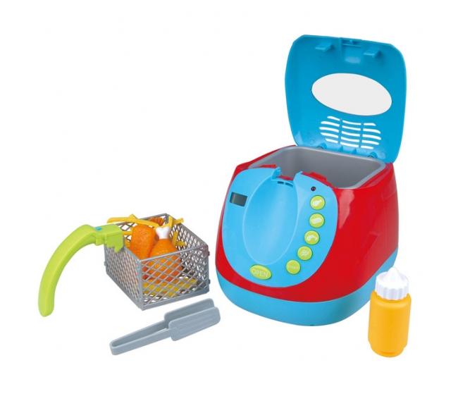 Игровая фритюрницаАксессуары и техника для детской кухни<br>Игровая фритюрница<br>