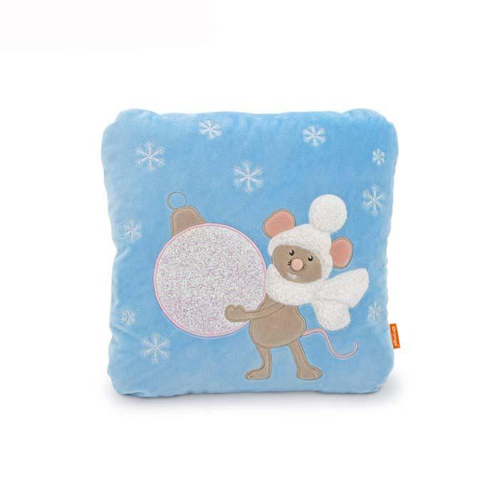 Купить Мягкая игрушка - Подушка Мышка Волшебство, 35 см, Fluffy Family