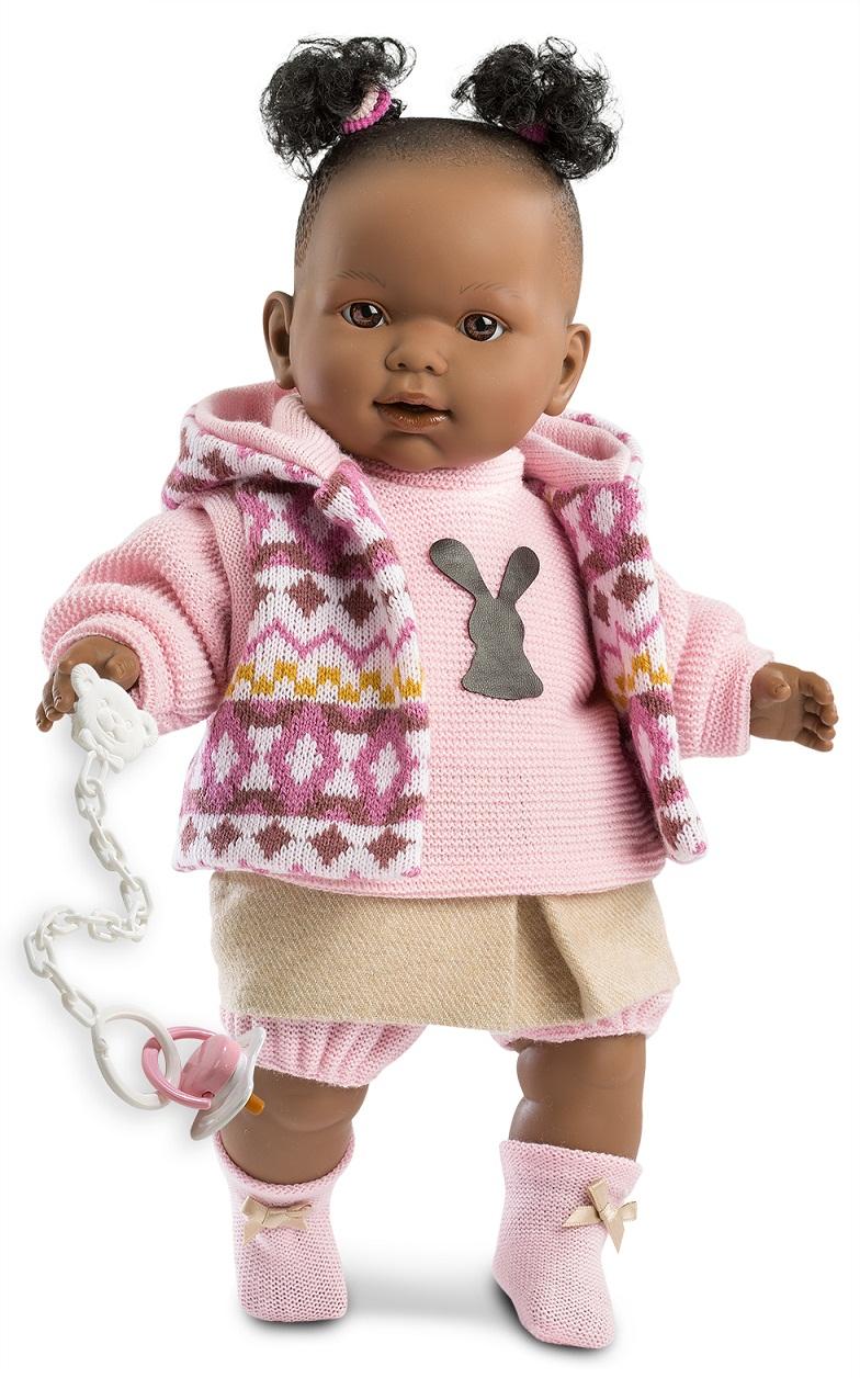 Купить Интерактивная кукла Николь, 42 см, Llorens Juan