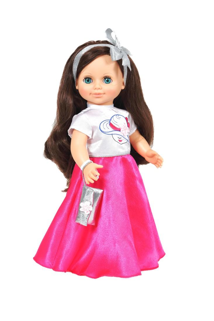 Кукла Анна 8, озвученнаяРусские куклы фабрики Весна<br>Кукла Анна 8, озвученная<br>