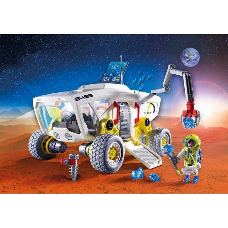 Игровой набор Космос: Исследований Атмосферы Марса, свет и звук