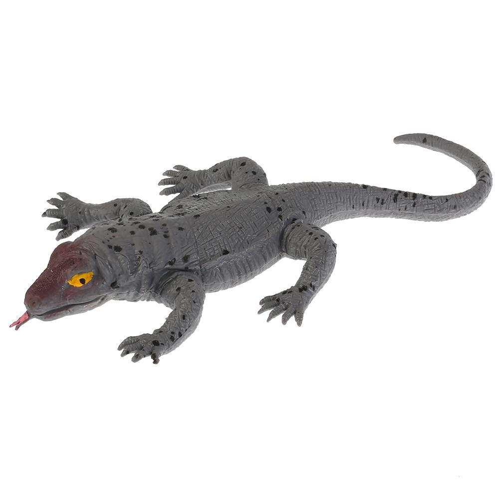 Купить Игрушка пластизоль тянучка/гель - Комодский варан, 24, 5 см, Играем вместе