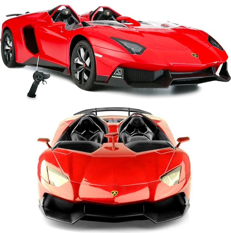 Купить Lamborghini Aventador J на радиоуправлении, масштаб 1:12, Rastar