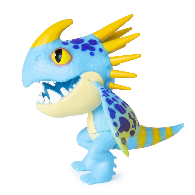 Купить Фигурка Как приручить дракона-3 - Громгильда, меняет цвет, 8 см, Spin Master