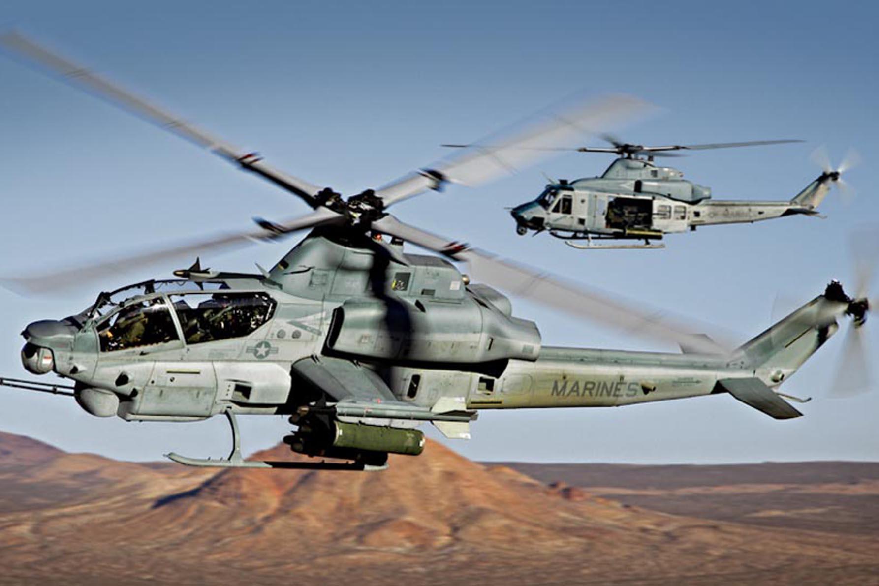 Коллекционная модель - Вертолет AH-1Z Cobra™ , США, 1:72Военная техника<br>Коллекционная модель - Вертолет AH-1Z Cobra™ , США, 1:72<br>