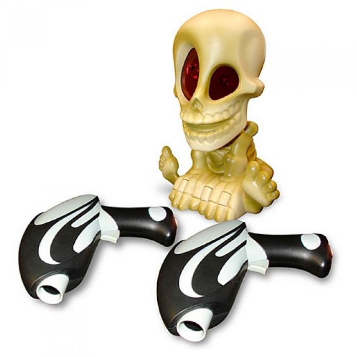 Интерактивная игрушка-тир «Проектор Джонни Череп с 2 бластерами» - Игрушки из рекламы, артикул: 125575