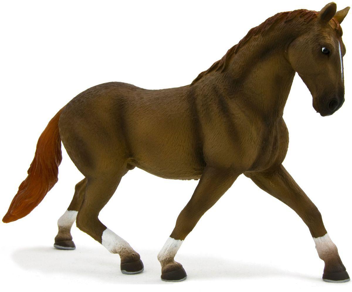 Жеребец Ганноверский, каштановыйЛошади (Horse)<br>Жеребец Ганноверский, каштановый<br>