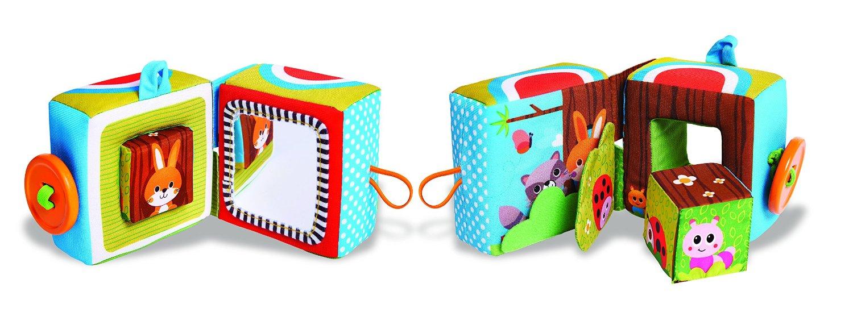 Купить Развивающая книжка Tiny Love – куб