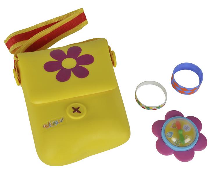 Набор аксессуаров из серии Висспер: сумочка, браслеты и компас - Детские сумочки, артикул: 159732