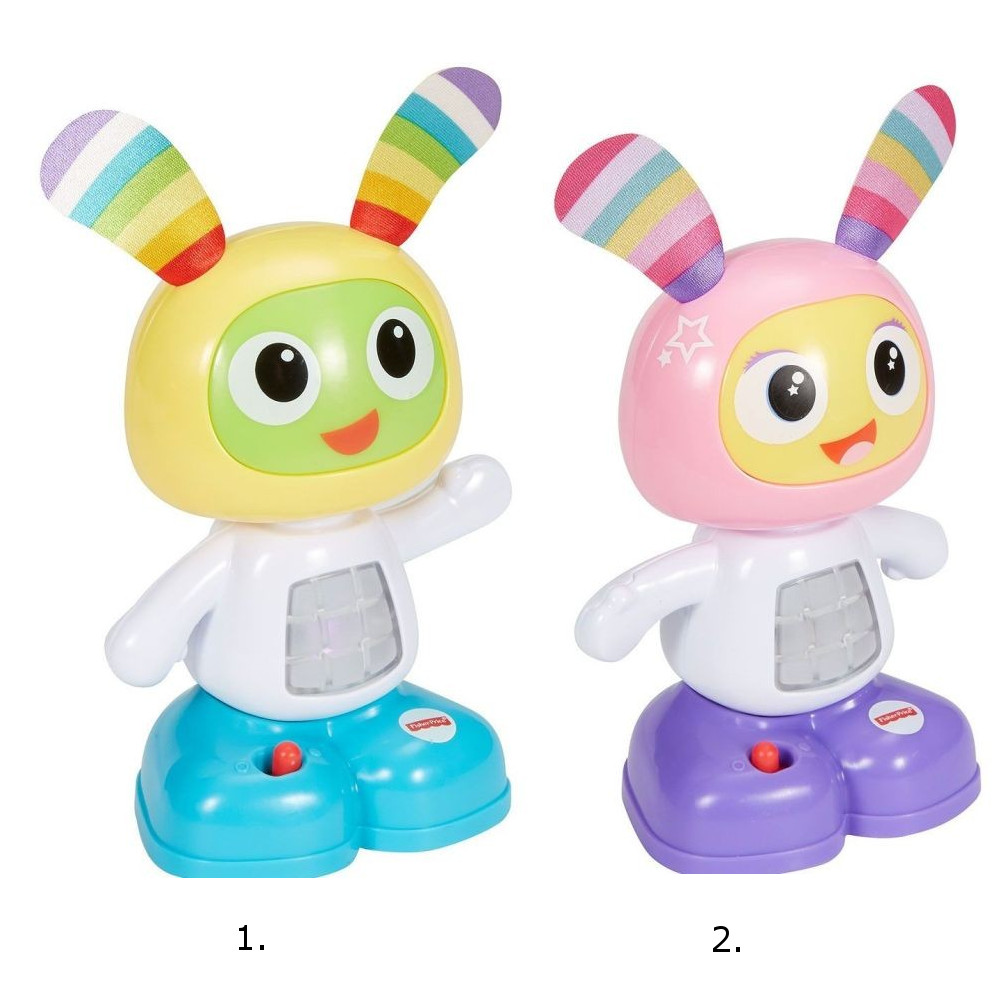 Мини-игрушки Бибо и БибельРазвивающие игрушки Fisher-Price<br>Мини-игрушки Бибо и Бибель<br>