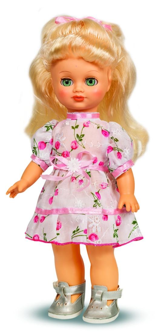 Интерактивная кукла Наталья 7 со звуковым устройством 35,5 см.