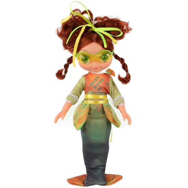 Купить Интерактивная кукла из серии Сказочный патруль - Маша, 32 см, русалка, озвученная, с аксессуарами, Карапуз
