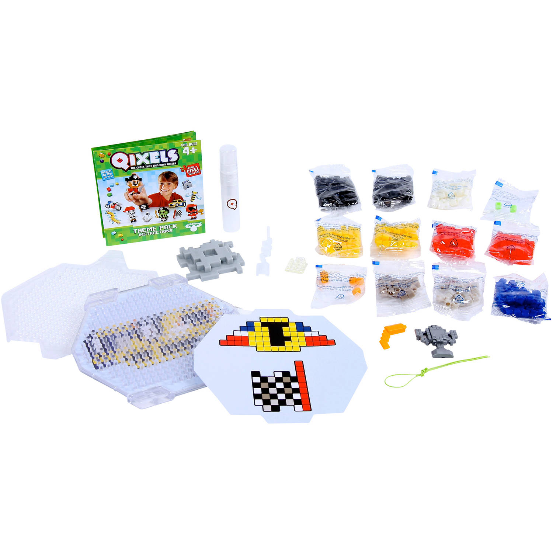 Набор для творчества из серии Qixels – Гонки - Детский 3D принтер QIXELS, артикул: 168175