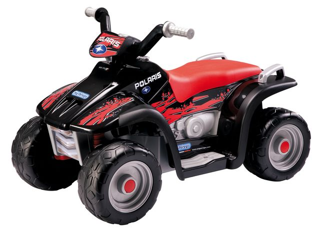 Квадроцикл Polaris Sportsman Nero
