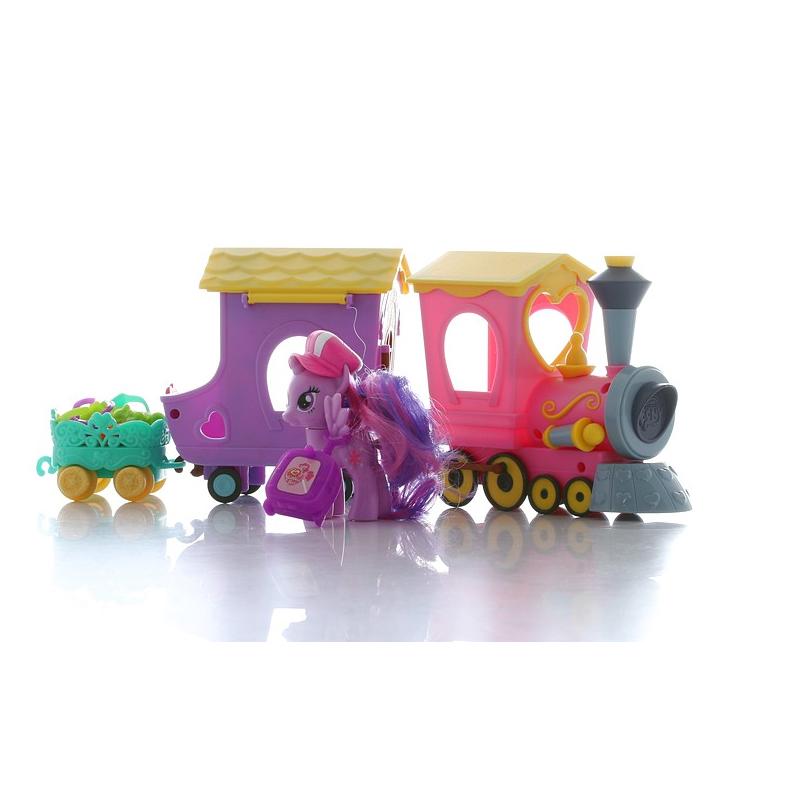 Набор My Little Pony - Поезд ДружбыМоя маленькая пони (My Little Pony)<br>Набор My Little Pony - Поезд Дружбы<br>
