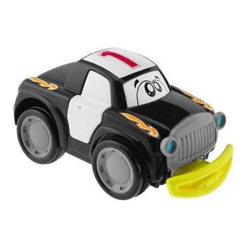 Машинка Turbo Touch Crash, черная от Toyway