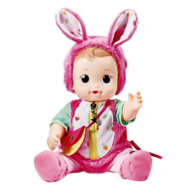 Купить Кукла Консуни из серии Уход за малышом - Малышка Хлоя, 4 предмета, YOUNG TOYS