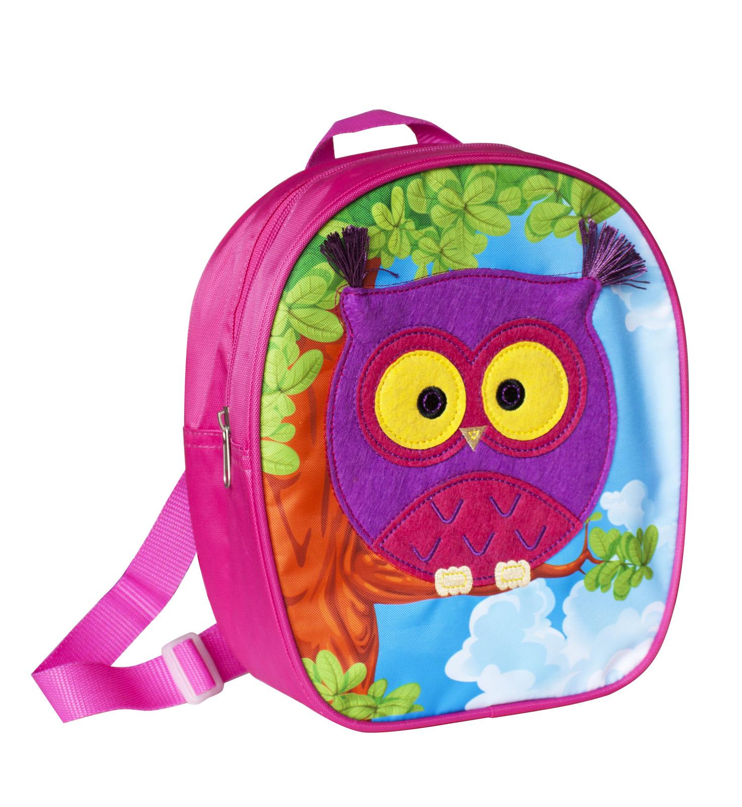 Рюкзачок малый - СоваДетские рюкзаки<br>Рюкзачок малый - Сова<br>