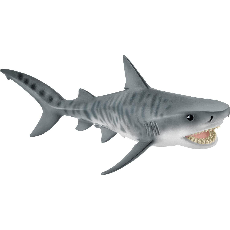 Купить Фигурка - Тигровая акула, размер 8 х 16 х 6 см., Schleich