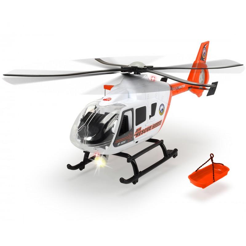 Вертолет со светом и звуком, 64 см. - Пожарные машины, автобусы, вертолеты и др. техника, артикул: 167932