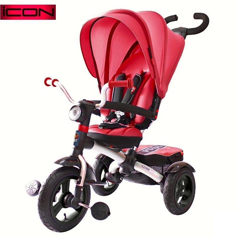 Велосипед ICON 6 RT LUXE Aluminium cherry