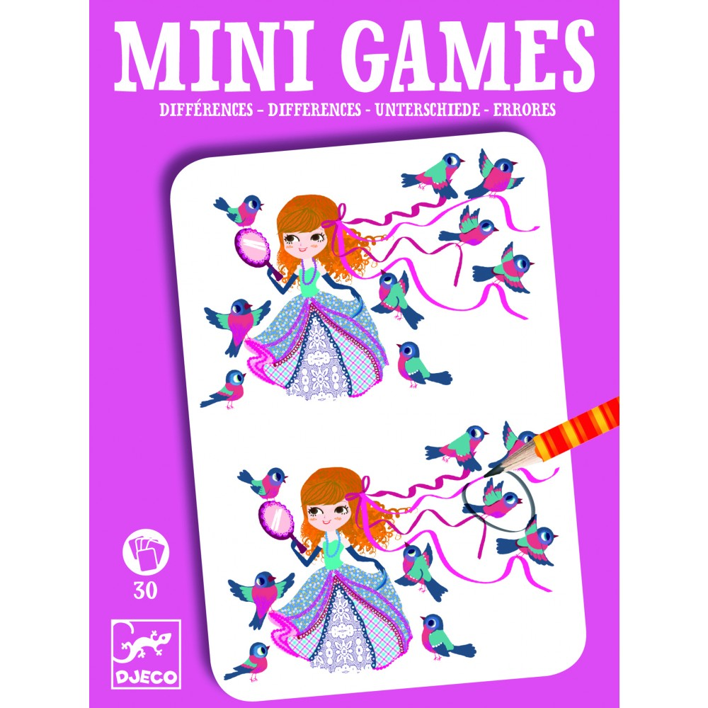 картинка Мини игра - Найди отличия Леа от магазина Bebikam.ru