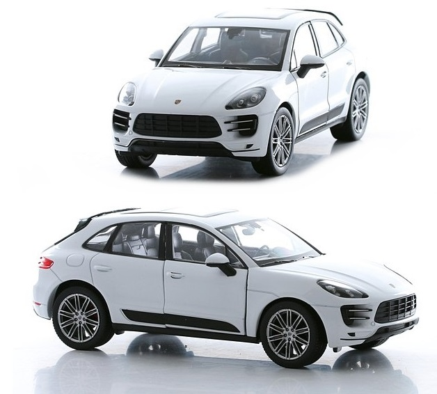 Модель машины 1:24 Porsche Macan TurboPorsche<br>Модель машины 1:24 Porsche Macan Turbo<br>