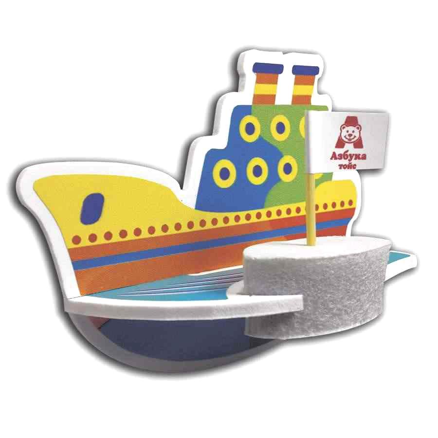 Модель сборная – ТеплоходМодели кораблей для склеивания<br>Модель сборная – Теплоход<br>