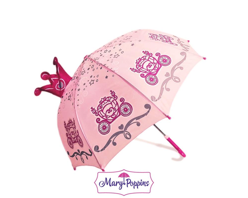 Купить Зонт детский Корона, 46 см, Mary Poppins
