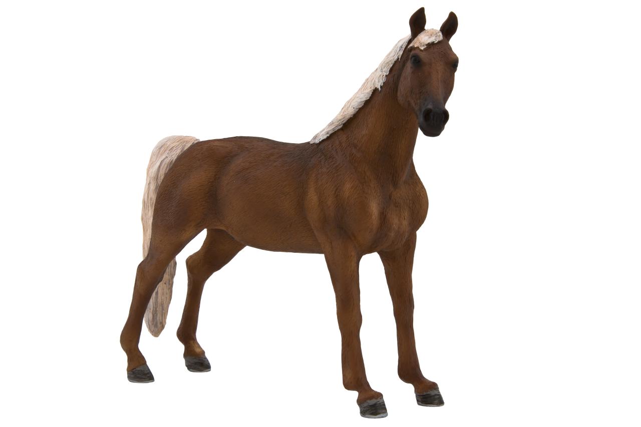 Фигурка - Лошадь породы Морган гнедая, размер 14 х 4,5 х 12,5 см.Лошади (Horse)<br>Фигурка - Лошадь породы Морган гнедая, размер 14 х 4,5 х 12,5 см.<br>