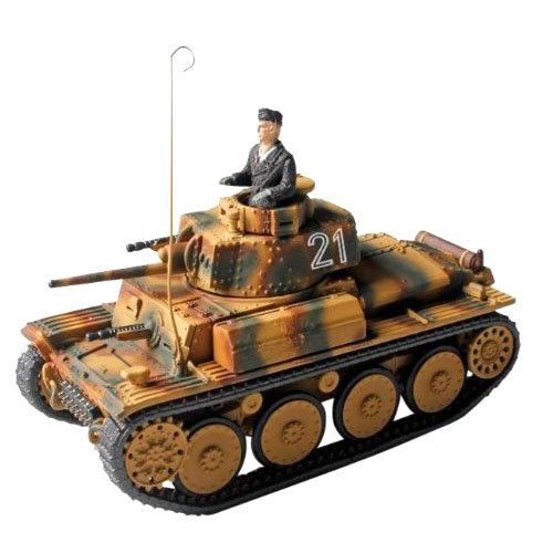 Коллекционная модель - немецкий танк Panzer 38, Украина, 1944 год, 1:72Военная техника<br>Коллекционная модель - немецкий танк Panzer 38, Украина, 1944 год, 1:72<br>
