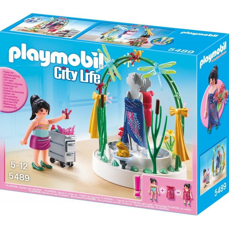 Игровой набор из серии Торговый центр  Витрина - Конструкторы Playmobil, артикул: 159267