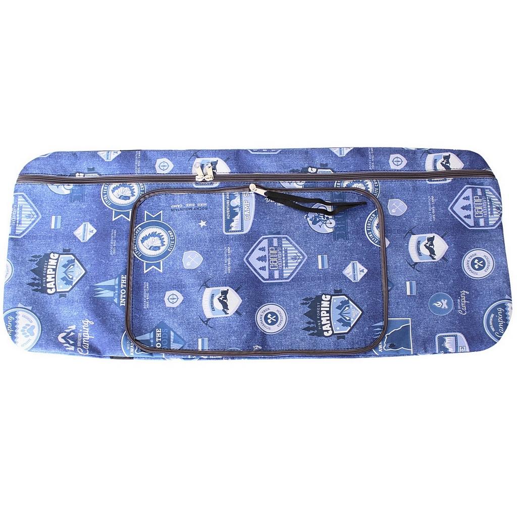 Чехол-портмоне складной для самоката Y-Scoo 145 - Бирки Джинс фото