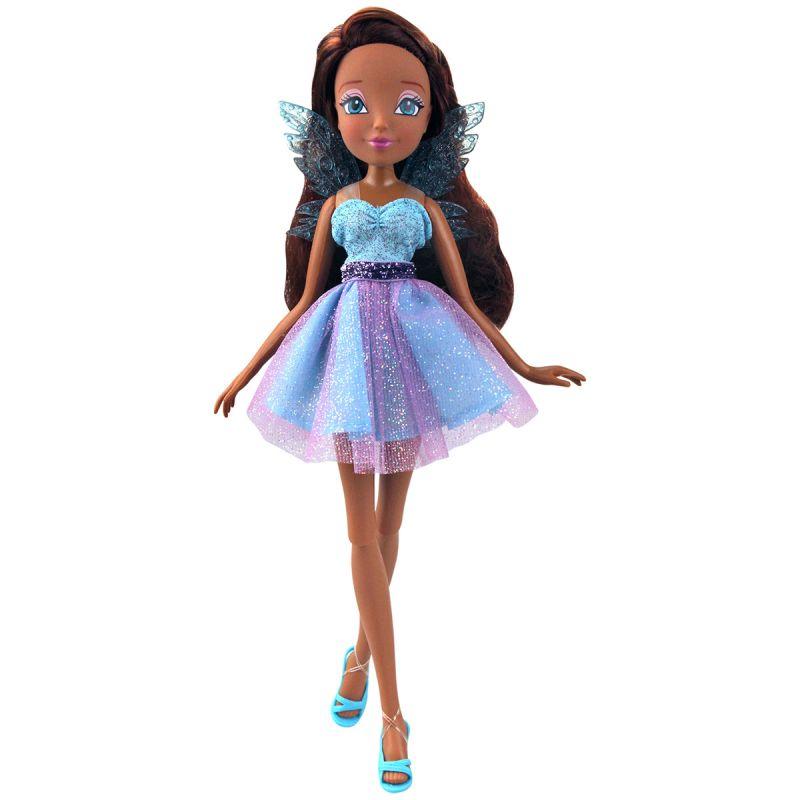Кукла Лейла из серии Winx Club Мода и магия-4Куклы Винкс (Winx)<br>Кукла Лейла из серии Winx Club Мода и магия-4<br>