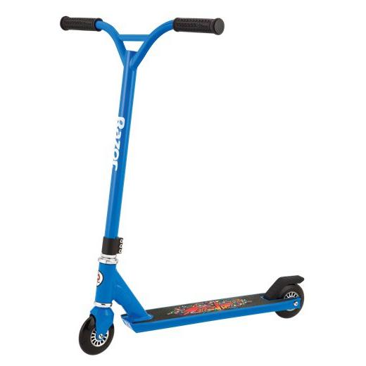 Купить Трюковый самокат RAZOR Beast, синий, 092503