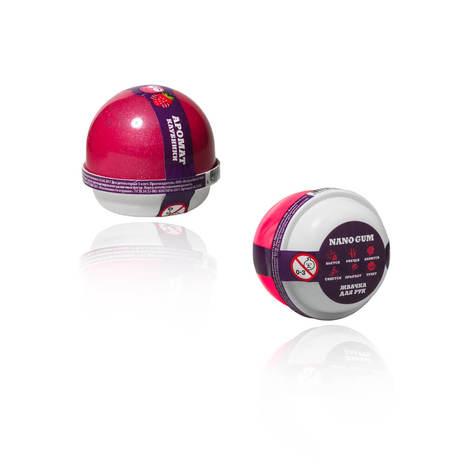 картинка Жвачка для рук Nano Gum, аромат клубники, 25 г от магазина Bebikam.ru