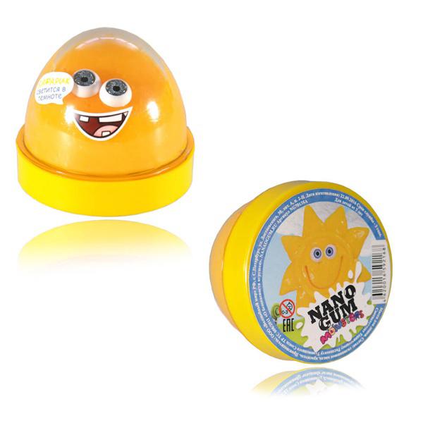 Жвачка для рук Nano gum – Сафарик, 50 граммЖвачка для рук<br>Жвачка для рук Nano gum – Сафарик, 50 грамм<br>