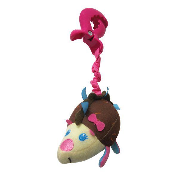 Погремушка подвеска ежик ХайдиДетские погремушки и подвесные игрушки на кроватку<br>Погремушка подвеска ежик Хайди<br>